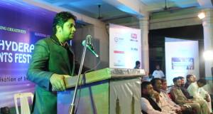 حیدر آباد میں اسٹوڈنٹس فیسٹیول کا انعقاد: 10,000طلبہ کی شرکت