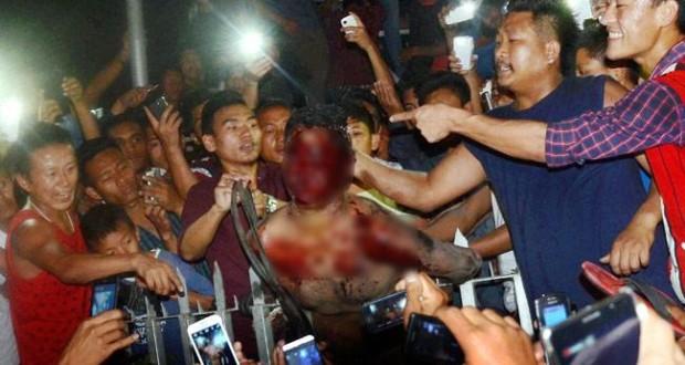 دیماپور سانحہ حادثے سے بڑا سانحہ یہ ہوا